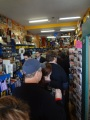 Crowd at RSD 2013 Shake It Records in Cincinnati