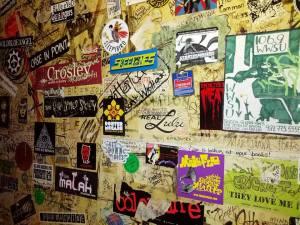Canal Street Tavern Wall
