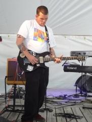 Gary on Guitar 2
