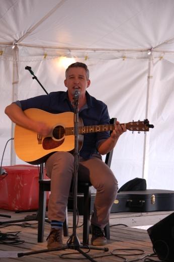 Matt Singing