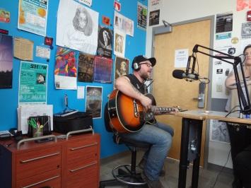 Charlie Jackson Singing 1